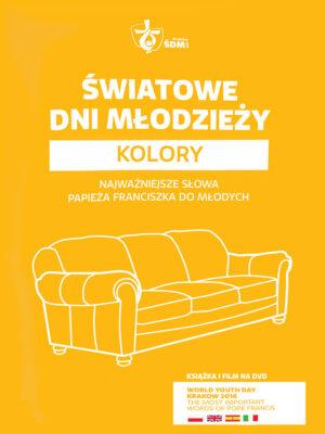 ŚDM – Kolory (żółty) – książka i płyta DVD