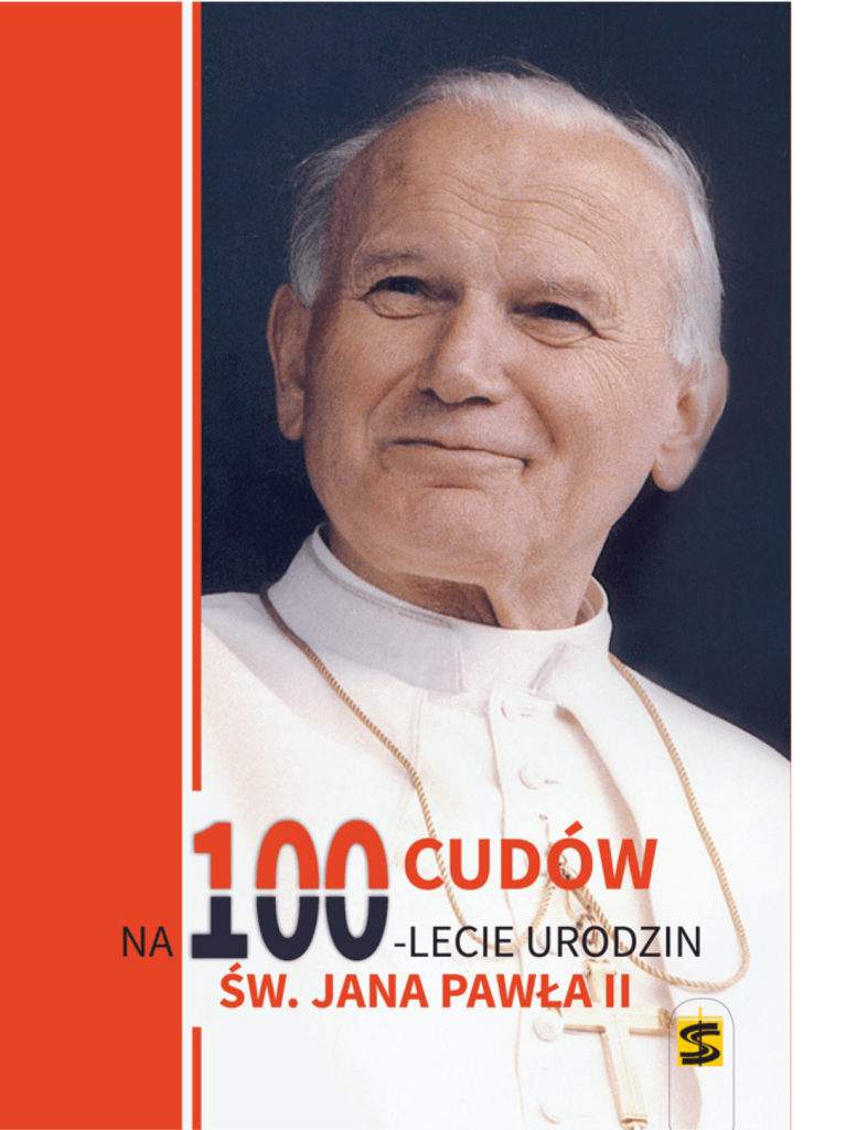 100 cudów na 100-lecie urodzin Jana Pawła II