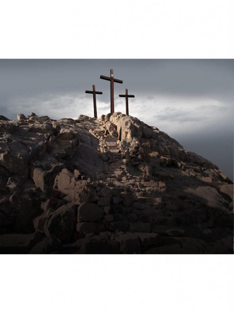 Baner – Tło do grobu Pańskiego