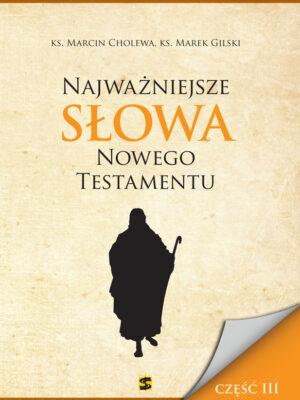 Najważniejsze słowa Nowego Testamentu – część III