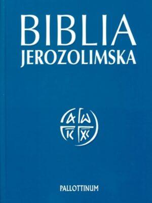 Biblia Jerozolimska. Oprawa twarda