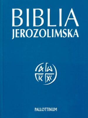 Biblia Jerozolimska z paginatorami