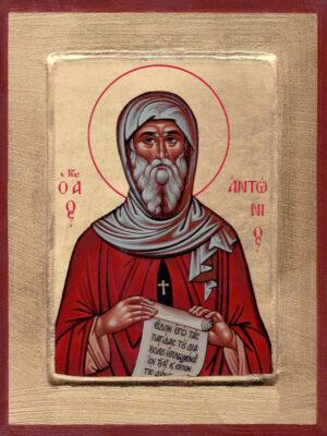 Ikona Święty Antoni