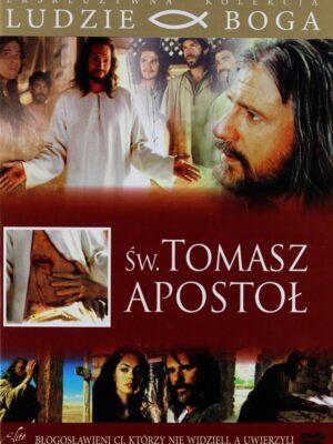 Święty Tomasz Apostoł DVD kolekcja Ludzie Boga 8
