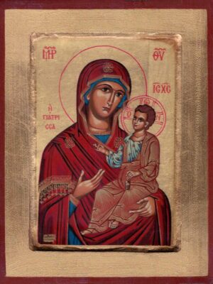 Ikona Matka Boża Iwierska