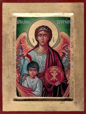 Ikona Anioł Stróż