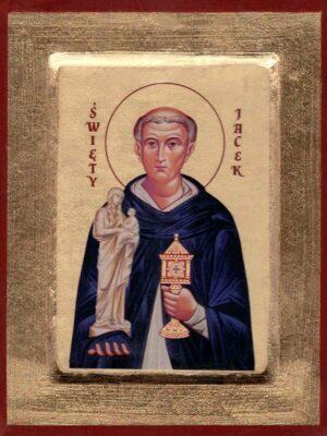 Ikona Święty Jacek
