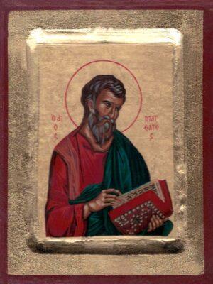 Ikona Święty Mateusz