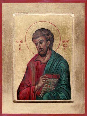 Ikona Święty Łukasz