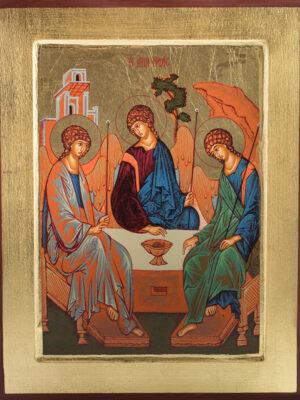 Ikona Trójca Święta (Rublowa)