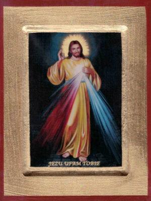 Ikona 'Jezu Ufam Tobie'