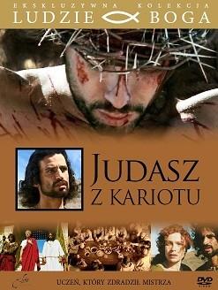 Judasz z Kariotu DVD kolekcja Ludzie Boga 7