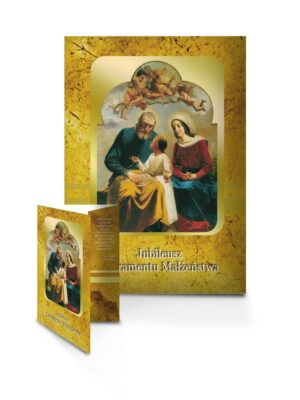 Jubileusz Sakramentu Małżeństwa – teczka 11