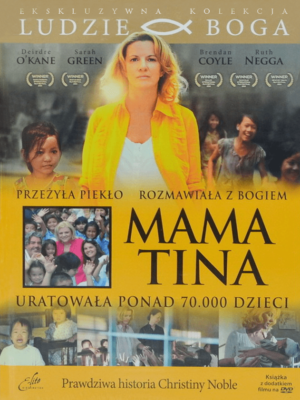 Mama Tina DVD kolekcja Ludzie Boga 73