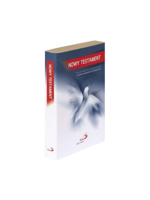Nowy Testament (mały format, broszurowa oprawa)