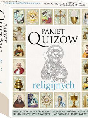 Pakiet quizów religijnych 4 CD/DVD