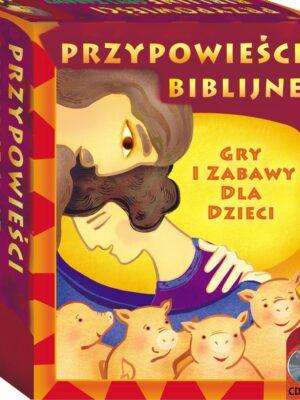 Przypowieści biblijne Gry i zabawy dla dzieci