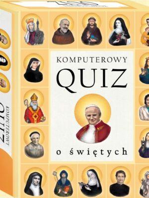 Komputerowy Quiz o Świętych cz.1