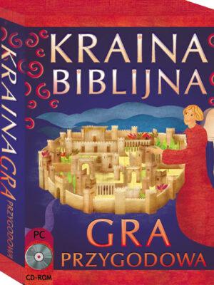Kraina Biblijna. Edukacyjna gra dla dzieci
