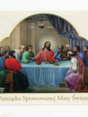 Obrazki intencji Mszy Świętej