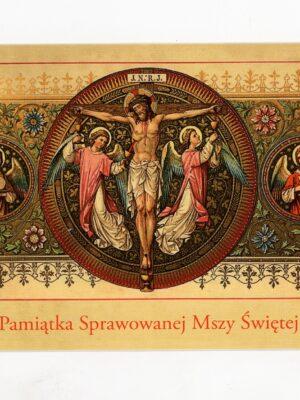 Obrazki intencji Mszy Świętej wzór 7