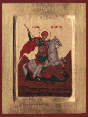 Ikona Święty Jerzy Zwycięzca