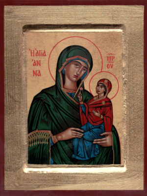 Ikona Święta Anna