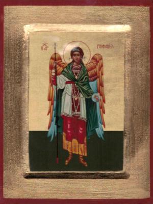 Ikona Archanioł Rafał