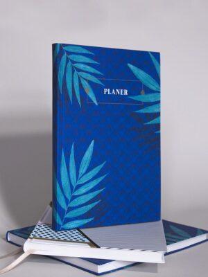 Planer okładka liście
