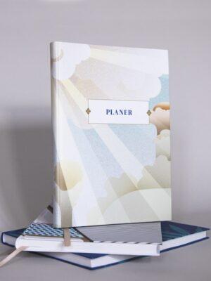 Planer okładka obłoki