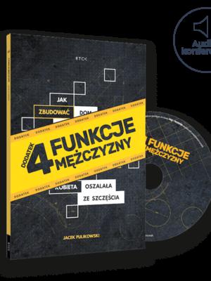 4 funkcje mężczyzny - audiobook