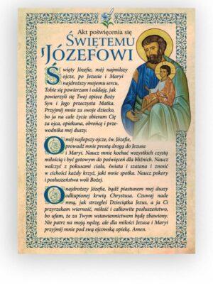 Akr poświęcenia się świętemu Józefowi