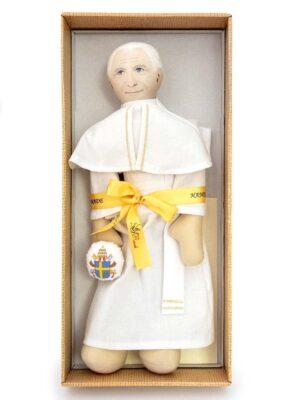 św. Jan Paweł II - przytulanka