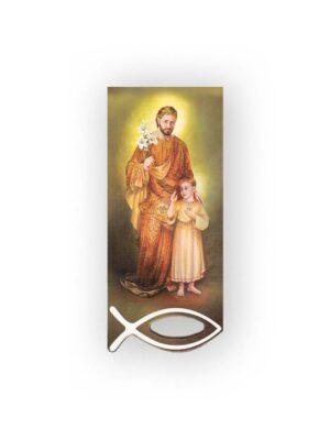 Zakładka święty Józef magnetyczna