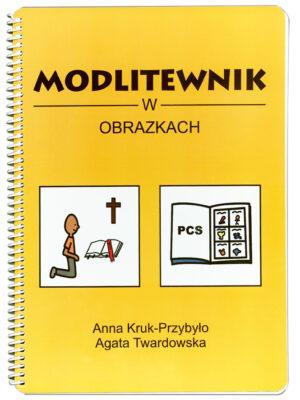 Modlitewnik w obrazkach PCS dla autystyków