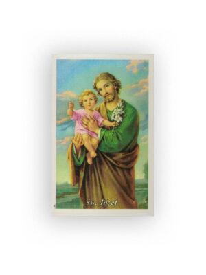 Obrazki ze świętym Józefem