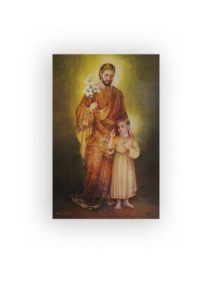 Obrazki święty Józef