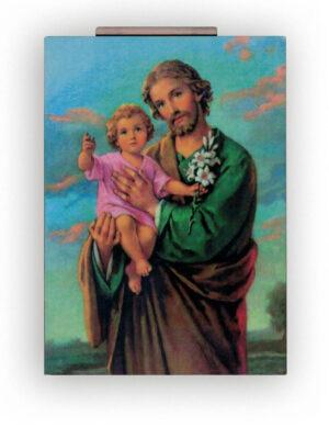 Obrazek ze świętym Józefem