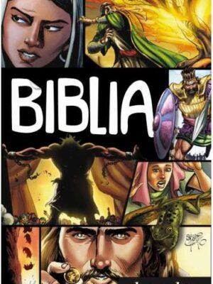Biblia. Komiks - Boża Historia Odkupienia