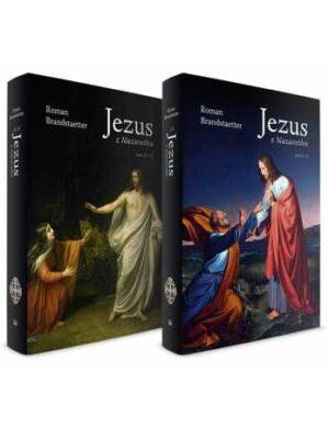 Jezus z Nazarethu - 2 tomy Księgi I-IV
