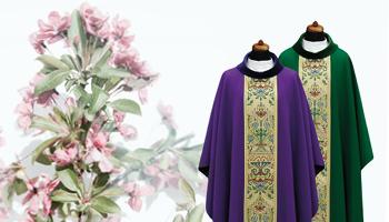 Kolory szat liturgicznych – Liturgiczne ABC