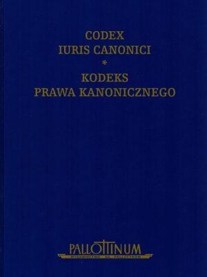 Kodeks Prawa Kanonicznego. Codex Iuris Canonici