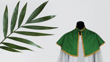 Szaty liturgiczne ministranta i lektora – Liturgiczne ABC