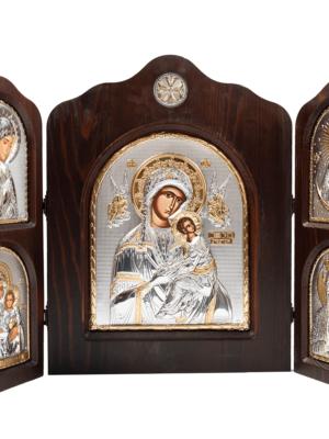 Matka Boża - tryptyk