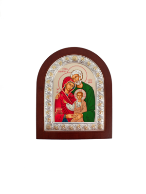 Ikona Święta Rodzina grecka