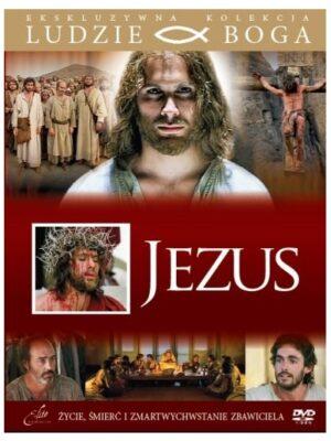 Jezus DVD Kolekcja Ludzie Boga 32