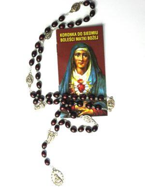 Koronka do siedmiu boleści Matki Bożej