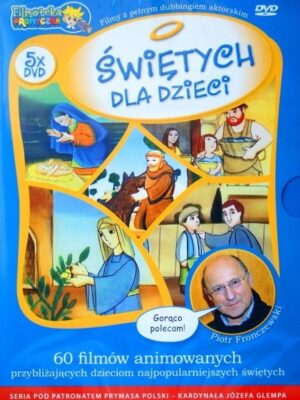 O świętych dla dzieci DVD