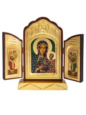 Tryptyk Matka Boża Częstochowska