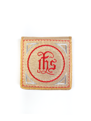 Bursa z symbolem IHS